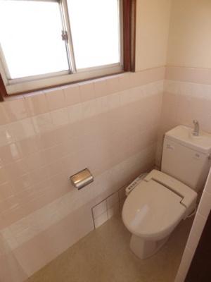 【トイレ】大利根町一戸建
