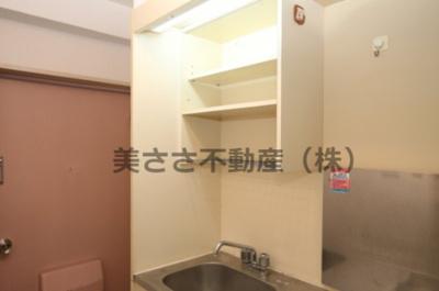 【キッチン】シャトーレ・18