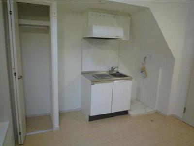 クアルト板橋のキッチン(同一仕様写真)