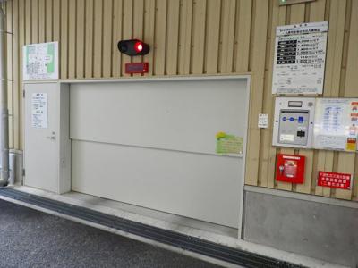【駐車場】アデニウムタワー梅田