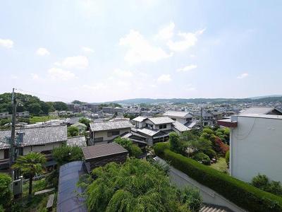 【展望】ガーデンハイツ高川