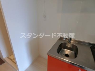 【キッチン】フレアコート梅田