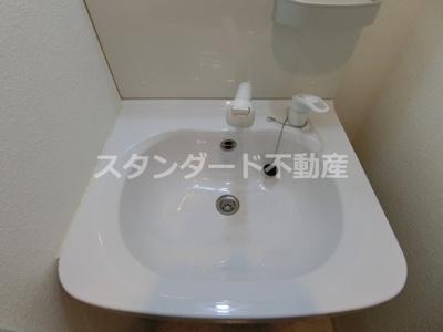 【独立洗面台】フレアコート梅田