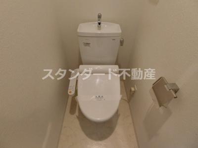 【トイレ】フレアコート梅田