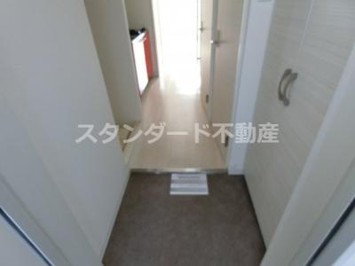 【玄関】フレアコート梅田