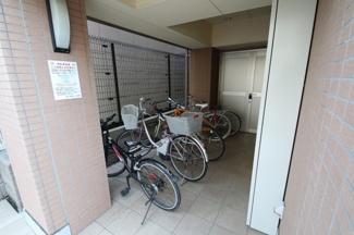 駐輪スペース(原付やバイクは相談)