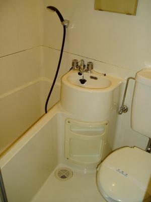 【浴室】サインハイツコジマ2