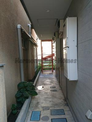 IVY HOUSE IKEBUKUROの廊下☆
