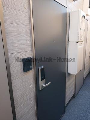 IVY HOUSE IKEBUKUROのゆったりとした玄関です