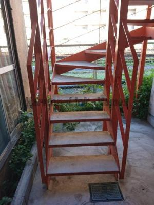 IVY HOUSE IKEBUKUROの階段☆