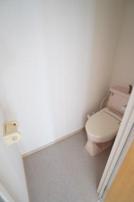【トイレ】ハートフルコートA
