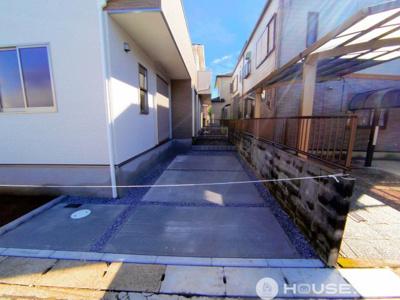 【駐車場】オープンハウス 蓮田市西城2丁目 1号棟