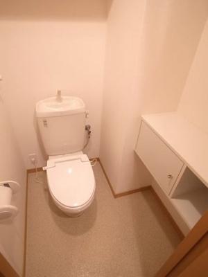 【トイレ】レガーレ