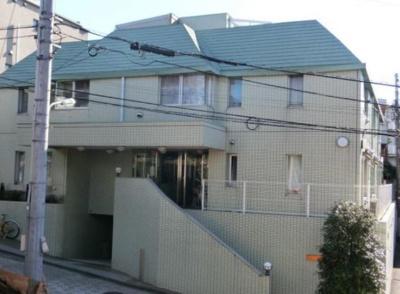 【外観】広尾レジデンスC棟