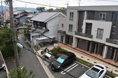 【展望】ハイツアサカワ