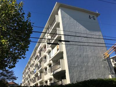【外観】たまプラーザ団地4街区6号棟