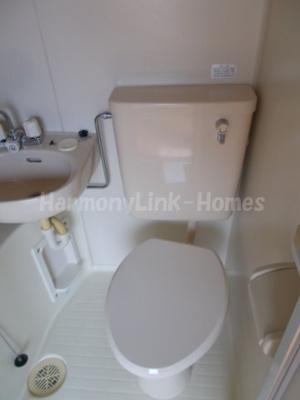 ライフピアクローチェのコンパクトで使いやすいトイレです
