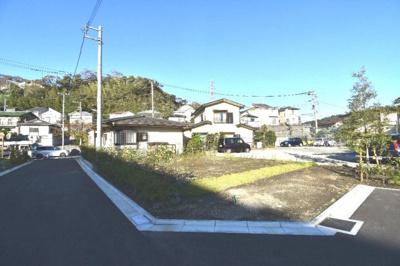 【外観】鎌倉市常盤 売地 F区画
