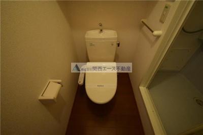 【トイレ】レオパレスJ&S