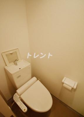 【トイレ】フィオーレ月島
