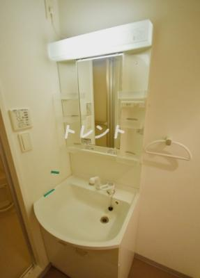 【洗面所】フィオーレ月島