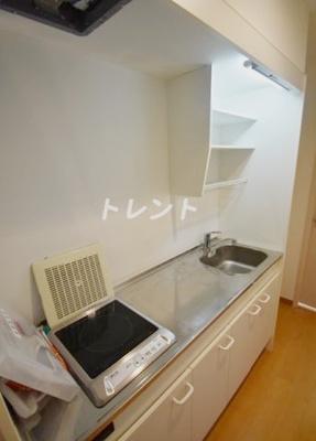 【キッチン】フィオーレ月島