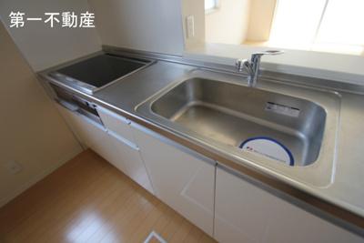 【キッチン】シャーメゾンクレセオ上中B