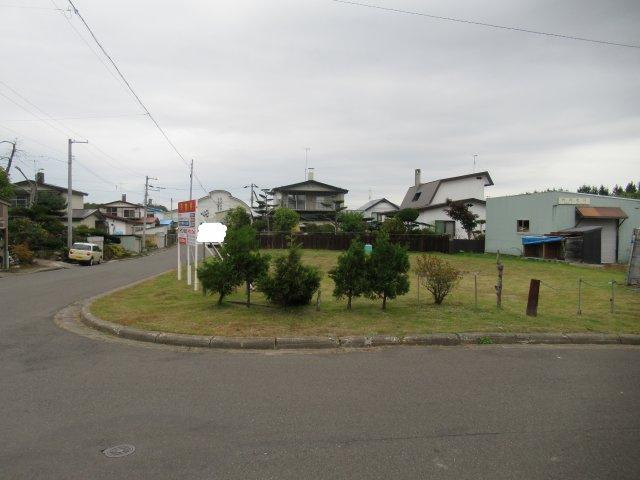 【外観】北見市東陵町117番23 売土地