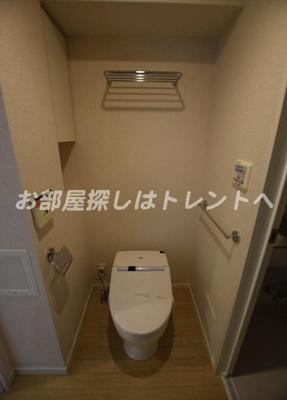 【トイレ】ドゥーエ南麻布