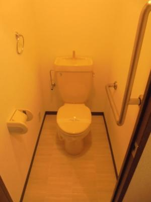 【トイレ】グレイスアベリア