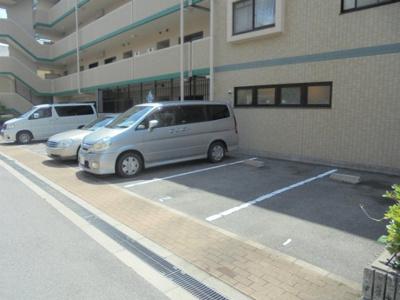 【駐車場】グレイスアベリア