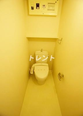 【トイレ】フィース神楽坂
