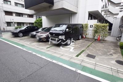 【駐車場】フィース神楽坂
