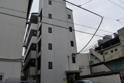 【外観】高井田西ハイツ