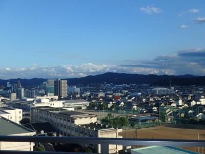 【展望】ロイヤルガーデン老松町