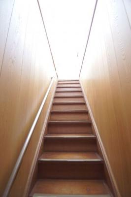 那の川戸建Ⅱ(1-2階) 手すり付き