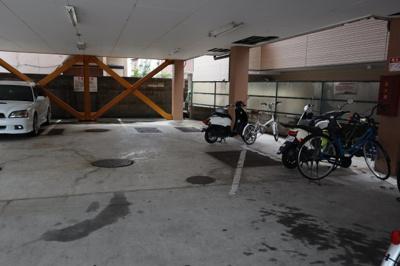 【駐車場】富士第二ビル