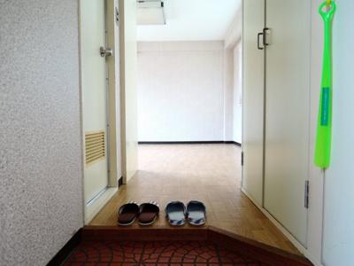 【玄関】グリーンピア
