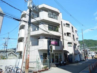 【外観】箕面桜コーポ