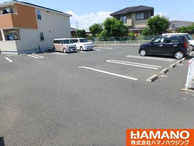 【駐車場】アクティブウィングⅩⅠ
