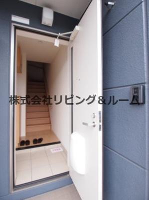 【玄関】サンライズⅡ