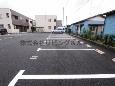 【駐車場】サンライズⅡ