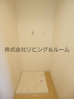 【洗面所】サンライズⅡ