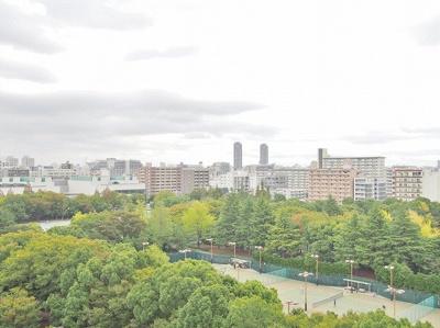 【展望】パークサイド木場公園