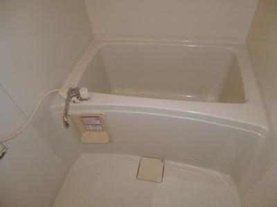 【浴室】ハラコーポ