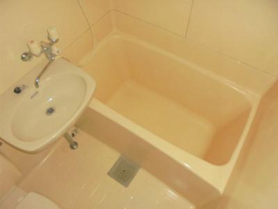 【浴室】メゾーネ南田辺