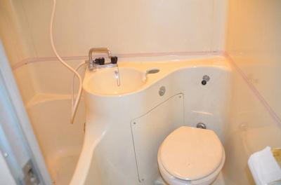 【トイレ】パピリオーテ西横浜