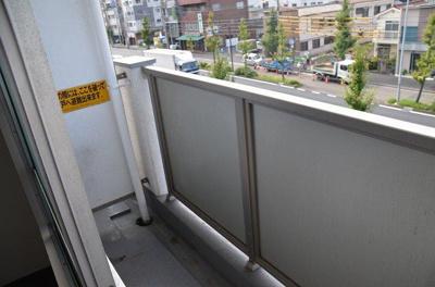 【バルコニー】パピリオーテ西横浜