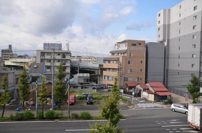 【展望】パピリオーテ西横浜