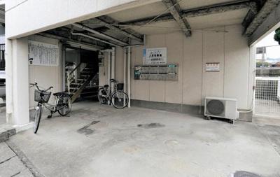 【駐車場】カーサ21